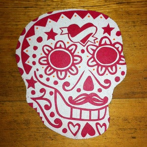 Image of Laser Cut Sugar Skulls