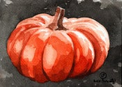Image of (Daily Painting) The Great Pumpkin