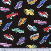 Image of Hot rods custom skirt!
