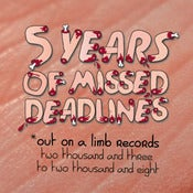 Image of Various Artists - Five Years Of Missed Deadlines CD/DVD