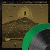 Image of TONS &quot;Musine Doom Session, Volume 1&quot; Vinyl Lp