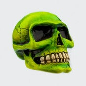 Image of Small Skull - Nitro Green