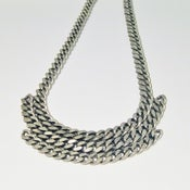 Image of Layered Chunky Chain Necklace