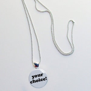 Image of Magnetic Interchangeable Necklace