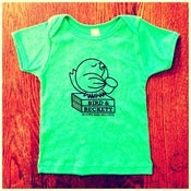 Image of Toddler Logo T-Shirt Kelly Green