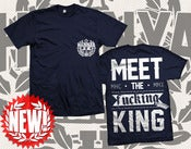 "Image of ""Meet the King"" t-shirt"