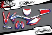 Image of REV Honda Graphic Kit
