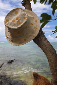 Image of beach bum hat - here comes the sun