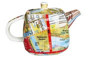 Image of iconic directions teapot