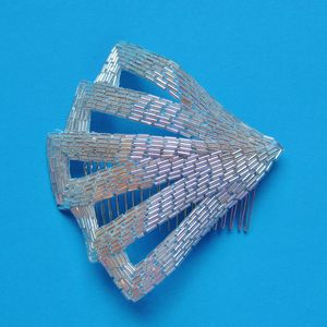 Image of Art Deco Sparkle Hair Comb