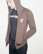Image of Frenchkiss Hoodie (Brown)