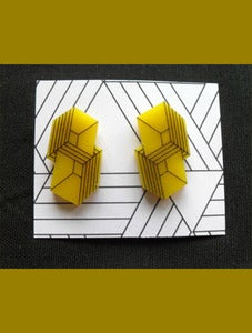 Image of Merge Earrings by Lianna Shepard