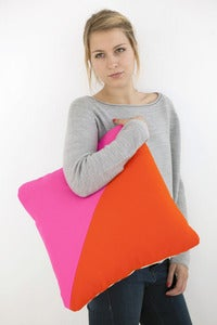 Image of Technicolour Cushion #6
