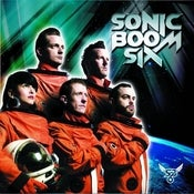 Image of 'Sonic Boom Six' - CD Album