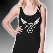 Image of Girls 'Flying Logo' Vest