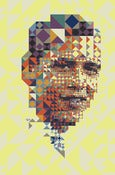 "Image of CHARIS TSEVIS ""OBAMA"" LTD EDITION PRINT 10""x16"""