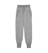 Image of Marc by Marc Jacobs Zoe wool-blend knitted track pants SZ Med