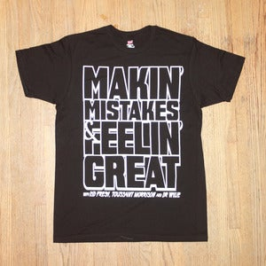 Image of Makin' Mistakes T-Shirt (men's)