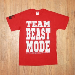 Image of Team Beastmode T-Shirt