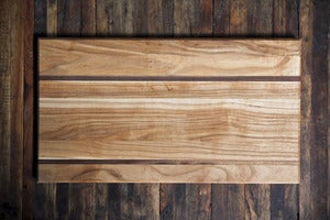 Image of Ash + Walnut Cutting Board