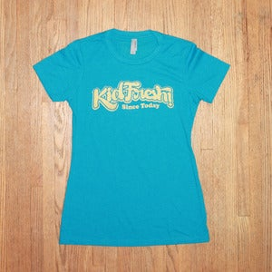 Image of Kid Fresh T-Shirt (ladies)