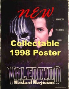 Image of Collectable 1998 Poster