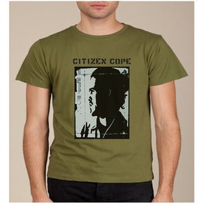 Image of Cope Profile Tee - Green
