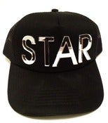 Image of STAR Mesh Snapback Hat