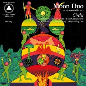 Image of MOON DUO | CIRCLES LP