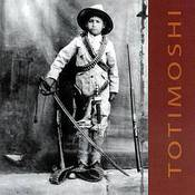 Image of rare Totimoshi Monol CD 