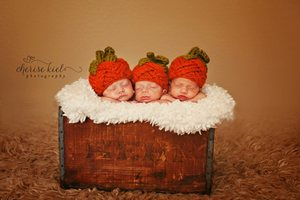 Image of The Little Pumpkin Hat