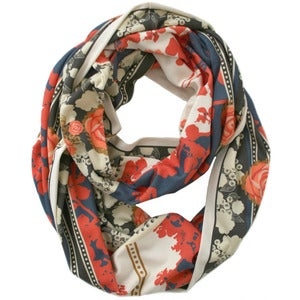 Image of Reverie. Long Infinity Scarf