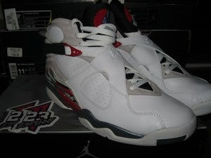 "Image of Air Jordan VIII (8) Retro ""Bugs Bunny"" 2003 *SOLD OUT*"