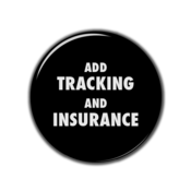 Image of TRACKING + INSURANCE (Add on)