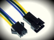 Image of Pigtail Cable, 3 Cores (pair)