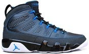 Image of Nike Air Jordan 9 'Photo Blue'