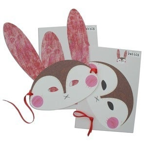 Image of  Bunny Mask Kit