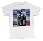 Image of Chris Webby 'Bars On Me' Cover Limited Promo T-Shirt 