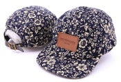 Image of NEW! OBEY Propaganda Floral Strapback Hat Collection
