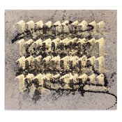 Image of Justified Scripture 10x4
