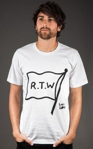 Image of RTW Trading Co. Never Surrender Shirt