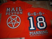 Image of Hail Peyton! Shirts