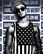 Image of Chris Webby 'Bars On Me' Official Poster (22&quot; x 28&quot;)