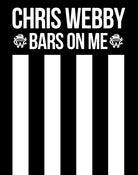 Image of Chris Webby 'Bars And Stripes' Official Poster (22&quot; x 28&quot;)