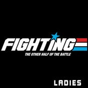Image of The Other Half of the Battle Ladies Tee