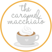 Image of Blog Design - Caramel Macchiato