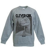 Image of CLEVER GIRL (Jurassic Park) Sweaters - by Alcopop!