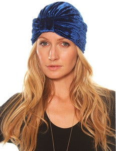 Image of VELVET TURBAN