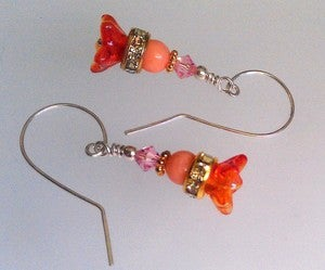 Image of Island Sunset Earrings