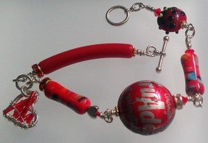 Image of Well Red Bracelet
